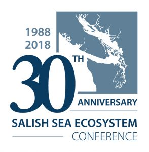 2018 Salish Sea Ecosystem Conference logo