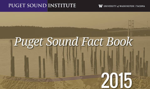 2015 Puget Sound Fact Book report cover