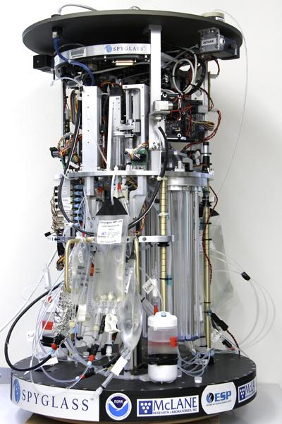 The Stanford Environmental Sample Processor. Image courtesy of NOAA.