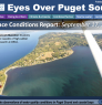 Eyes Over Puget Sound: Surface Conditions Report - September 17, 2018