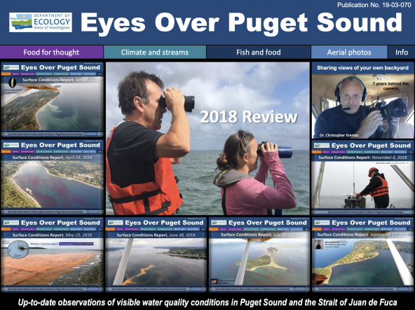 Eyes Over Puget Sound: 2018 Year in Review