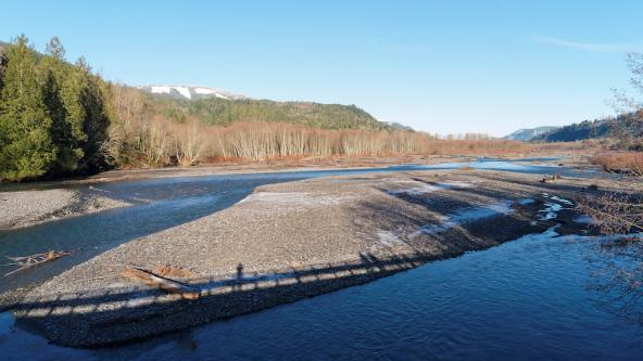 Nooksack River. Photo: Ronald Woan (CC BY-NC 2.0) https://flic.kr/p/BR87Hp