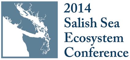2014 Salish Sea Ecosystem Conference logo