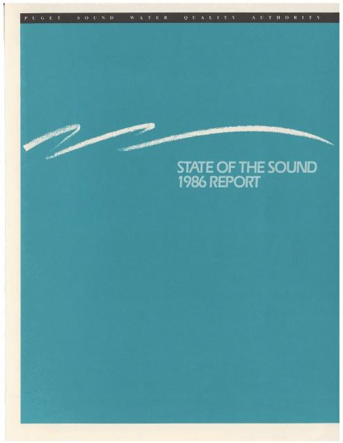 State of the Sound 1986 report cover image