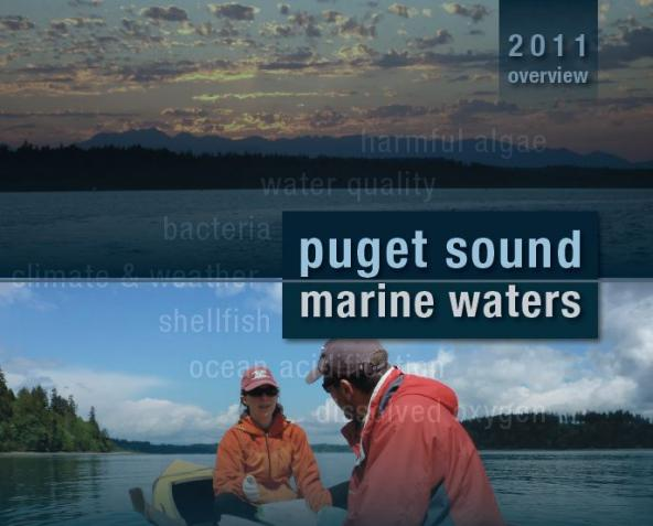 Puget Sound Marine Waters 2011