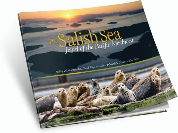Book cover for The Salish Sea: Jewel of the Pacific Northwest