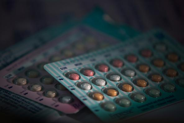 Birth-control pills. Photo: UC Irvine (CC BY-NC-ND 2.0) https://www.flickr.com/photos/ucirvine/8137526399