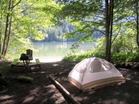 Whatcom County's Colonial Creek Campground site 85. Photo: Miguel Vieira  (CC BY 2.0) https://c1.staticflickr.com/7/6089/6063751537_49e65160f2_b.jpg