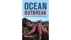 "Ocean Outbreak"" cover courtesy of University of California Press."