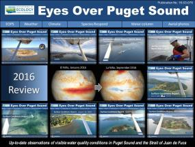 Eyes Over Puget Sound: Surface Conditions Report – December 2016 Review