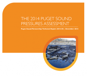 Pressures Assessment report cover