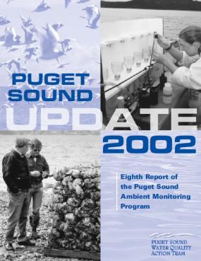 2002 Puget Sound Update report cover page