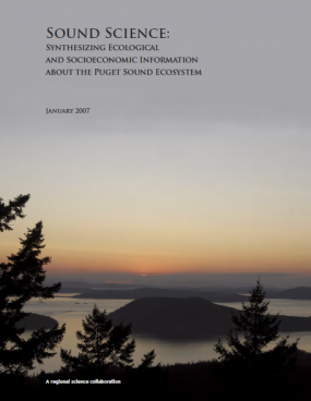 Sound Science 2007 report cover image