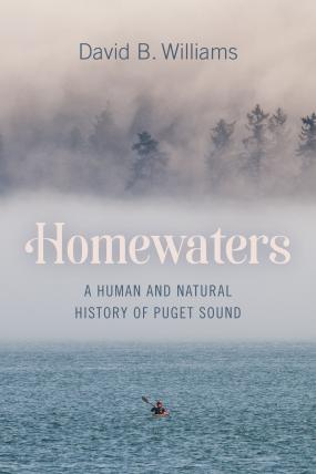 Homewaters book cover