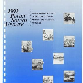 1992 Puget Sound Update report cover page