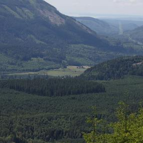 Stillaguamish River (North Fork) valley