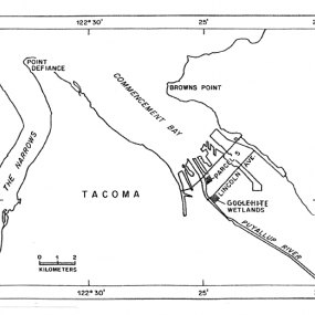 Figure 1. Diagram of Go-Le-Hi-Te wetland system (page 13).