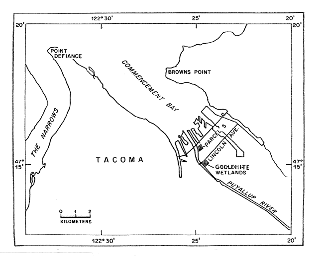 The Gog Le Hi Te Wetland System In The Puyallup River Estuary